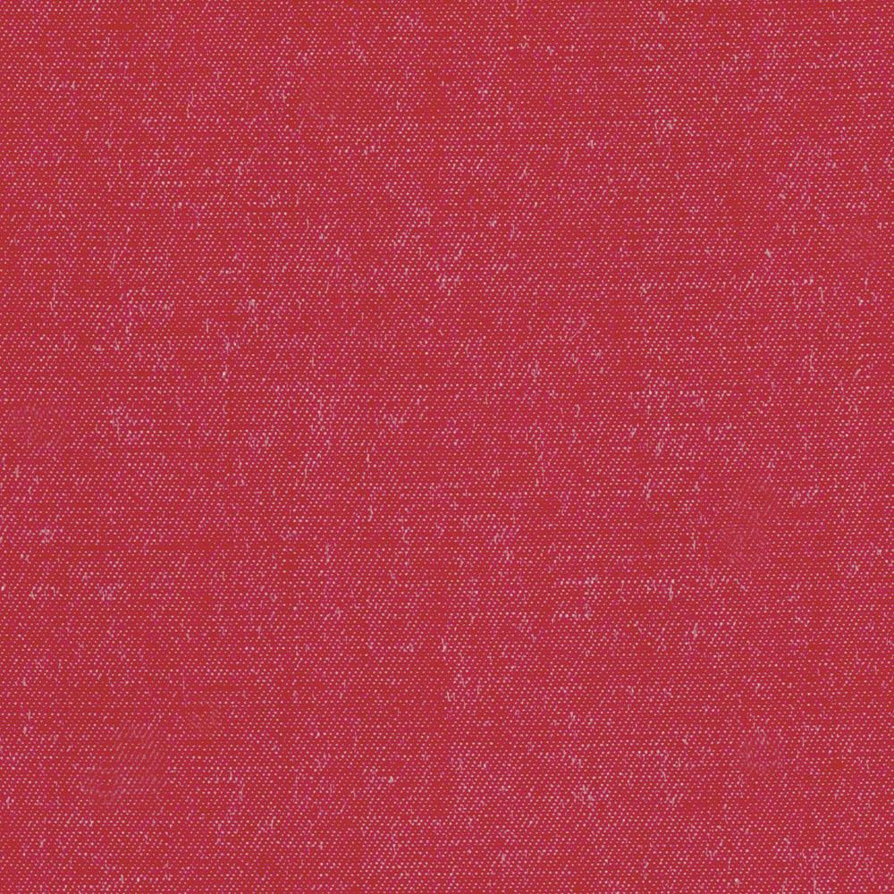 Kaufman Cotton Rayon Chambray Twill Red