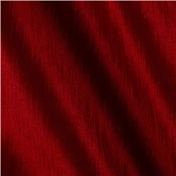 Soiree Stretch Taffeta Red