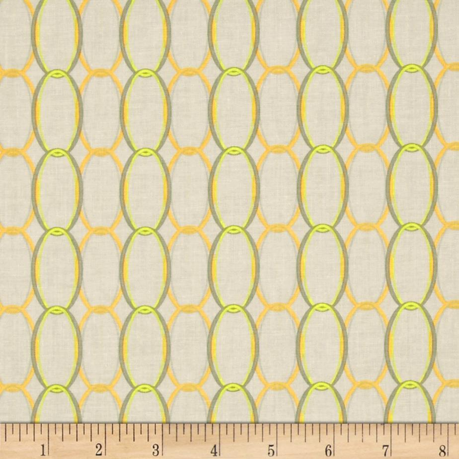 Riley Blake Ashbury Heights Curtain Grey