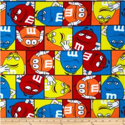 M&M Full of Fun Fleece