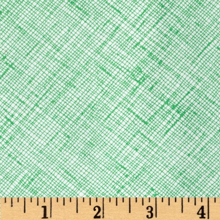 Architextures Grid Plaid Fern