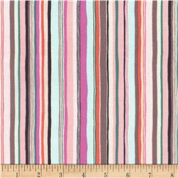 Timeless Treasures Felicity Multi Stripe