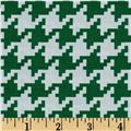 Michael Miller Everyday Houndstooth Spearmint