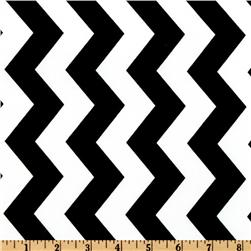 Michael Miller Summer Soiree Chevron Black