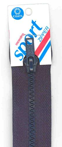 Sport Separating Zipper 22'' Navy