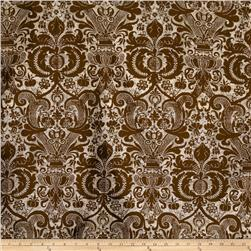 Fabricut Locklear Silk Bronze