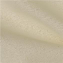 50'' Buckram White Fabric