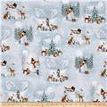 Woodland Friends Woodland Friends Vignettes Blue Frost