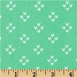 Moda Into the Woods Cozy Stitches Garden Fabric