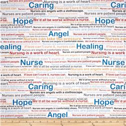 Calling All Nurses Words Multi