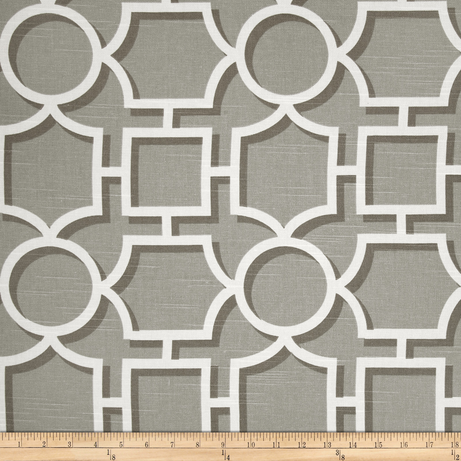 Dwell Studio Vreeland Slub Brindle Fabric