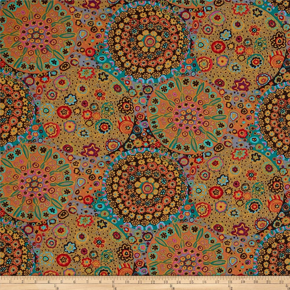 Kaffe fassett millefiore antique discount designer for Fabric purchase