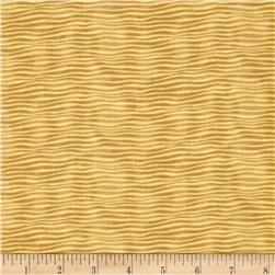 Wavy Stripe Yellow