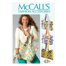 McCall's Bags Pattern M6905 Size OSZ
