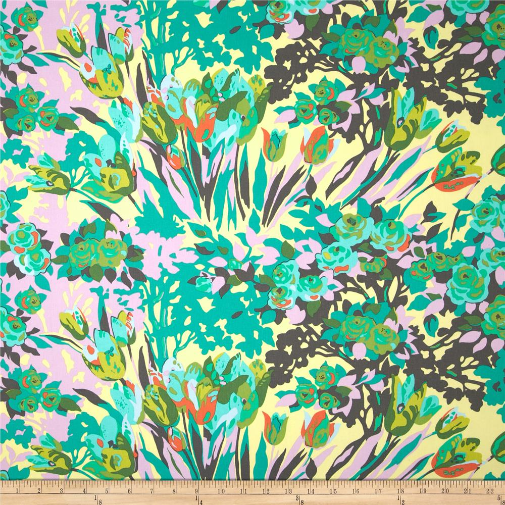Amy Butler Violette Home Decor Sateen Meadow Blooms