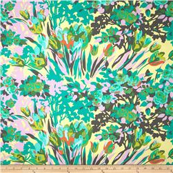 Amy Butler Violette Home Decor Sateen Meadow Blooms Grass