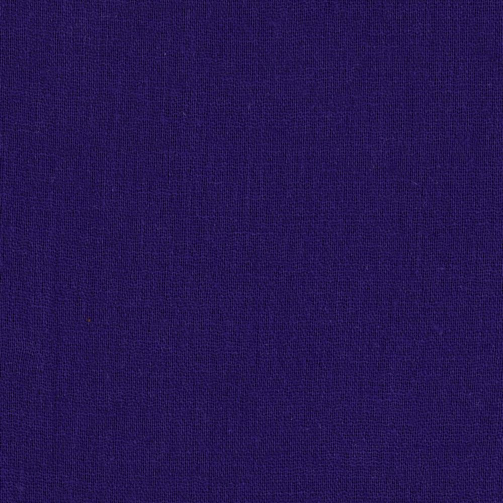 Cotton Gauze Purple