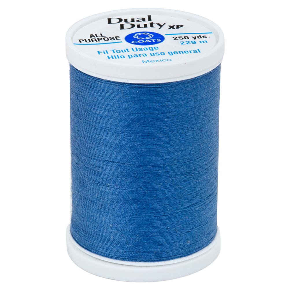 Coats & Clark Dual Duty XP 250 YD Soldier Blue