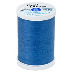 Coats & Clark Dual Duty XP 250yd Soldier Blue