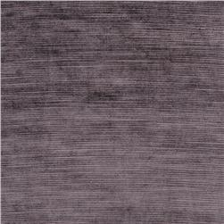 Fabricut  Highlightvelvet Corduroy Grape