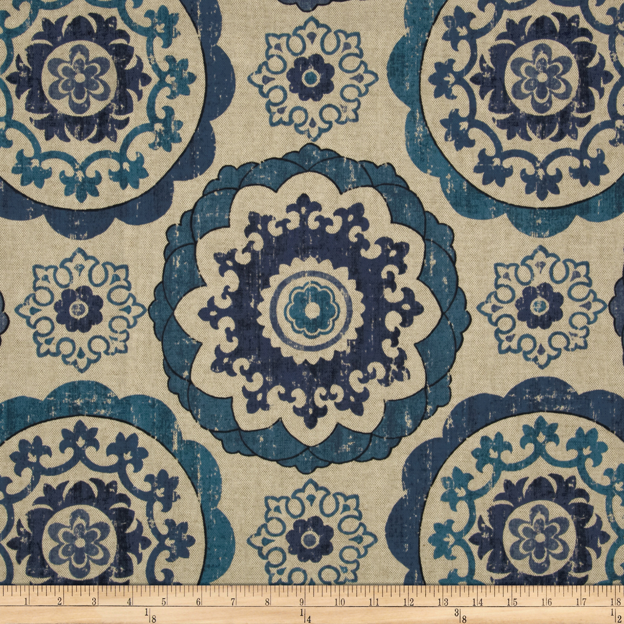 Swavelle/Mill Creek Isma Lapis Fabric