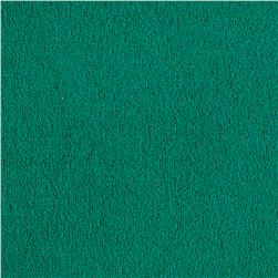 Stretch French Terry Knit Emerald