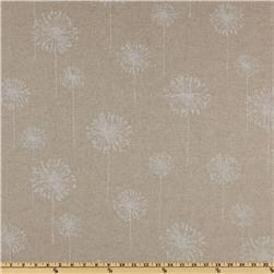 Premier Prints Dandelion Cloud/Denton Fabric