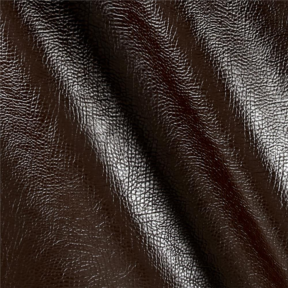 Fabricut 03343 Faux Leather Chocolate