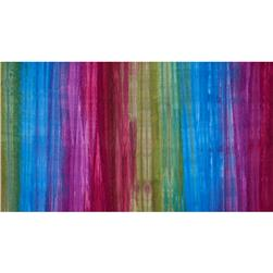 Robert Kaufman Patina Handpaints Gradated Stripes Hyacinth