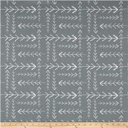 Premier Prints Native Sundown Grey