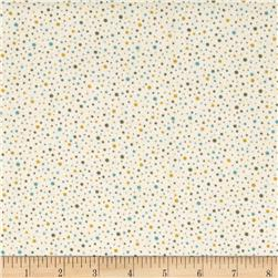 So Chic Dots Cream/Aqua