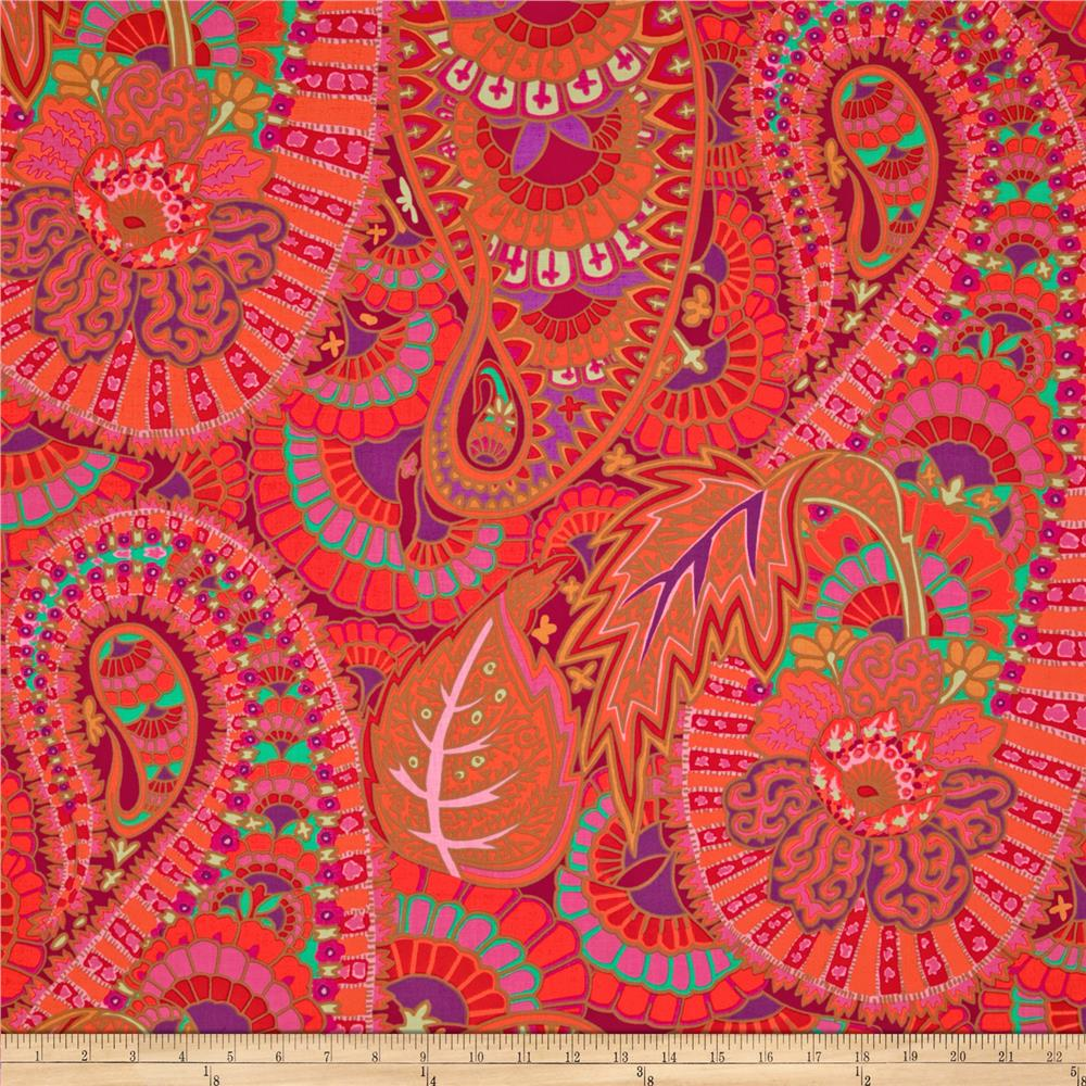 Kaffe Fassett Spring 2013 Collection Belle Epoch Red