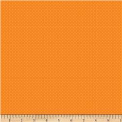 Riley Blake Halloween Parade Halloween Star Orange Fabric