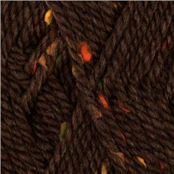 Patons Classic Wool Tweeds Yarn (84013) Chestnut Tweed