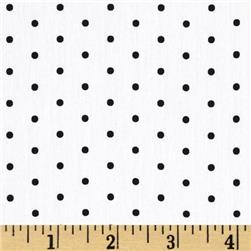 Pimatex Mini Print Dots Black