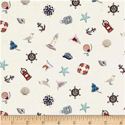 Marina Icon Scatter White