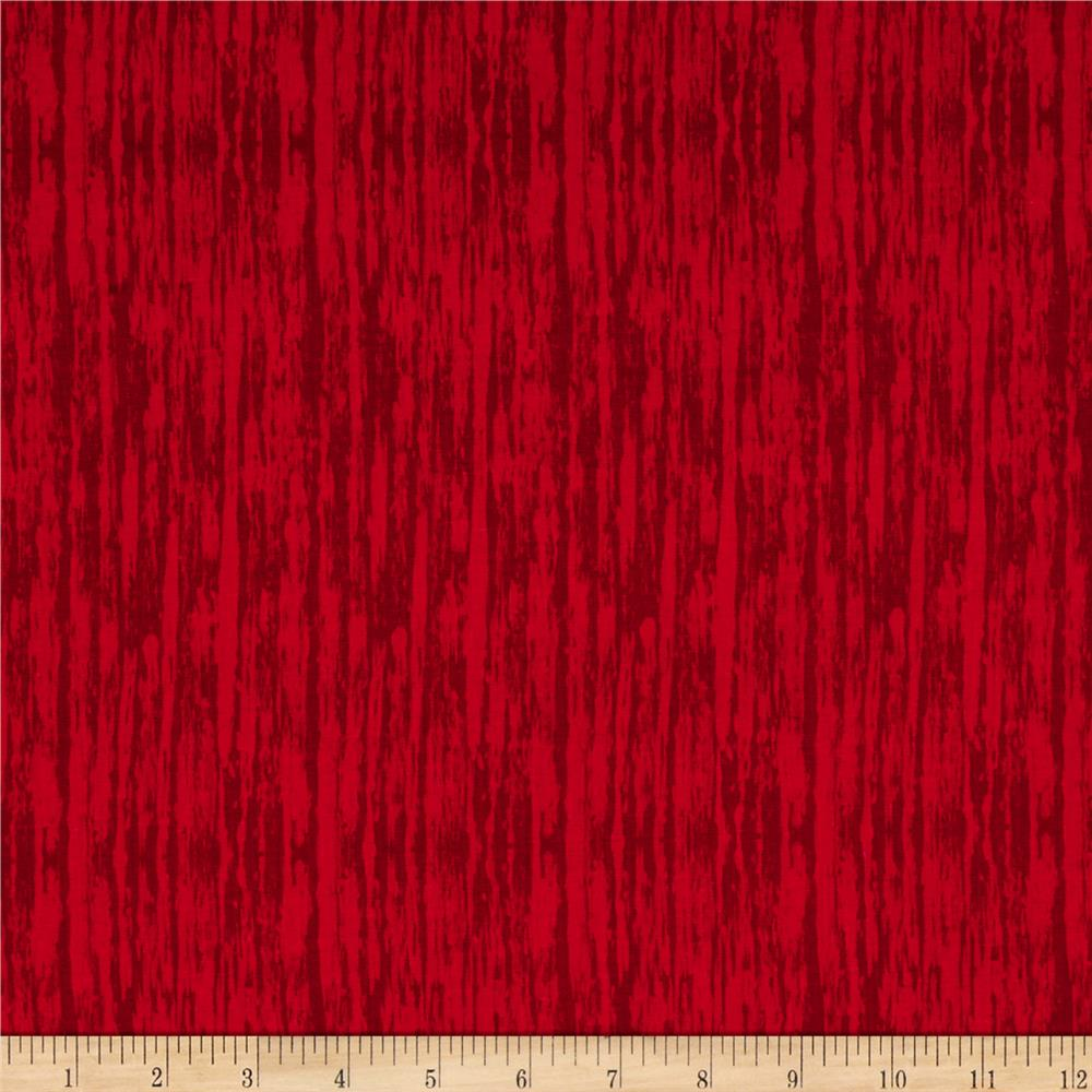 Liberty Texture Red