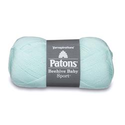 Patons Beehive Baby Sport Yarn Delicate Green