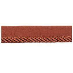 "Fabricut 1"" Salada Cord Trim Copper"