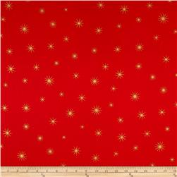 Shining Star Glitter Gold/Red