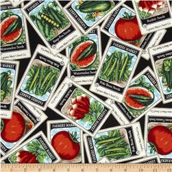 Everyday Favorites Seed Pack Tossed Black
