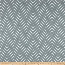 Premier Prints Chevron Vintage Blue