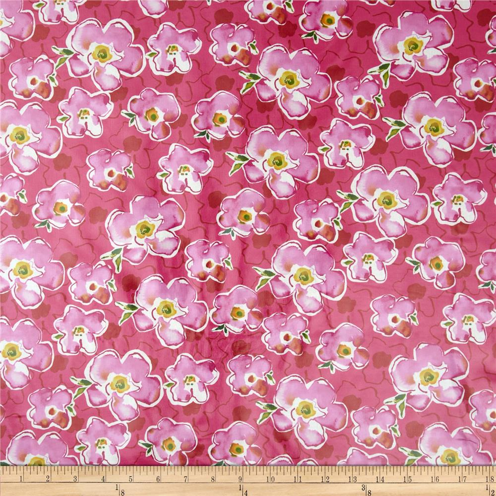 Kathy Davis Happiness Laminate Melody Fuchsia