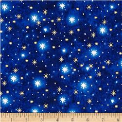 Rejoice Metallic North Star Blender Blue