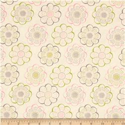 Fabric Freedom Blossom Floating Flower Pink