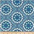 Art Gallery Chromatics Fancy Buttons Blue