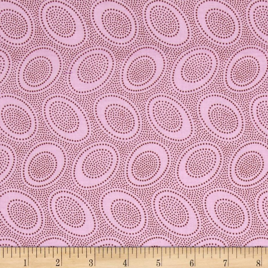 Kaffe Fassett Collective Aboriginal Dot Lilac
