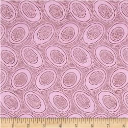 Kaffe Fassett Collective Aboriginal Dot Lilac Fabric