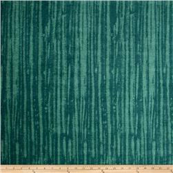 Fabricut Seaweed Chenille Waterlily