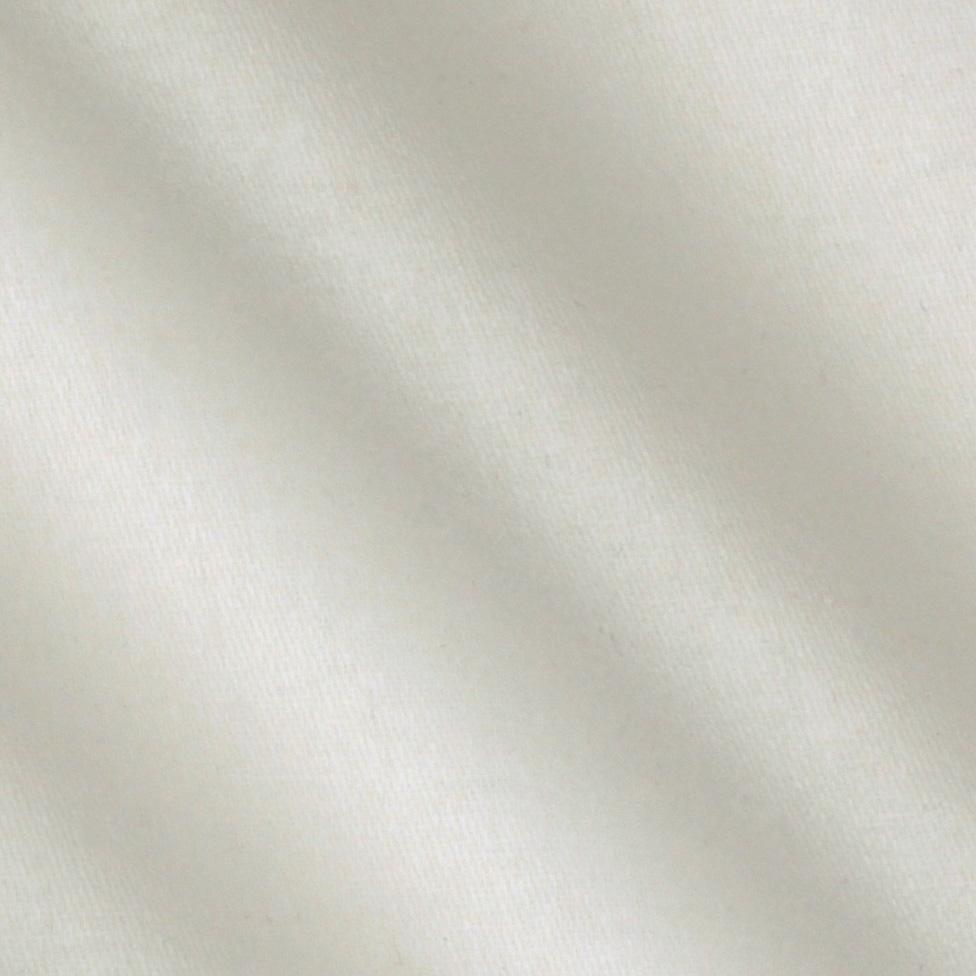 Hanes Drapery Lining Classic Sateen White